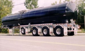 Liquid – Hot Products – 46000 L. – Aluminum – 4-axles