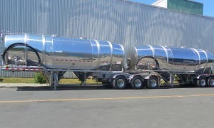 Dry-Bulk – 2200 pi.cu. – Super B-Train  – Aluminum