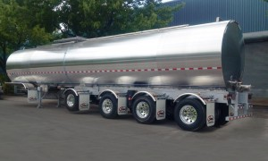 Liquid – Hot Products – TC406/CFR49 – 46000 Litres – 4-axles