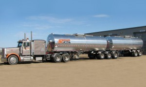 Liquid – Hot Products – 11000 I.G. Asphalt – Super B-Train